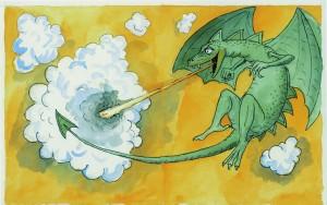 Drachenmutter